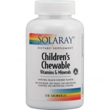 Solaray Children's Chewable Vitamins