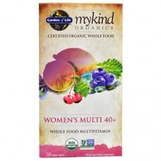 Garden of Life mykind Organics Women's