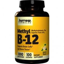 Jarrow Formulas Methyl B-12 Lemon